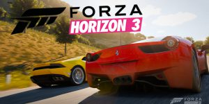 Forza Horizon 3 – Crack & Full Unlocked Game + Torrent