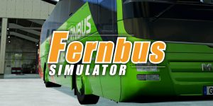 Download Fernbus Simulator 2017 + Crack