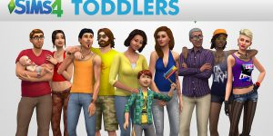 The Sims 4 Toddlers – Download Cracked PC Game + Torrent [The Sims 4 UPDATE]