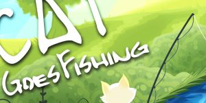 Cat Goes Fishing – Download Free