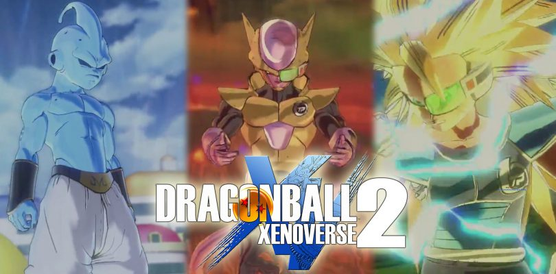 Dragon Ball: Xenoverse 2 Crack