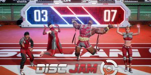Disc Jam – Download Game + Crack + Torrent [Multiplayer-3DM]