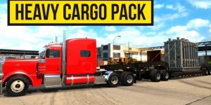 American Truck Simulator – Heavy Cargo Pack – Download DLC – Cracked