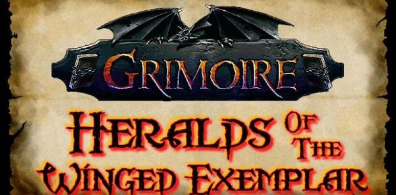 Grimoire : Heralds of the Winged Exemplar - Download Cracked Version