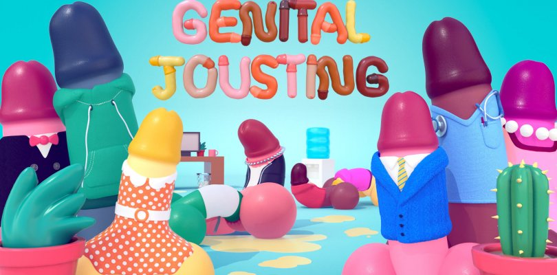Genital Jousting - Download Cracked Game
