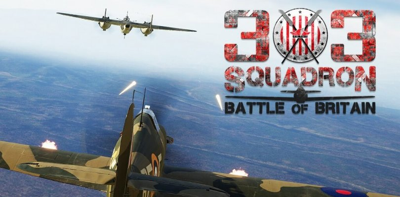 303 Squadron: Battle of Britain - Download Free Game + Crack