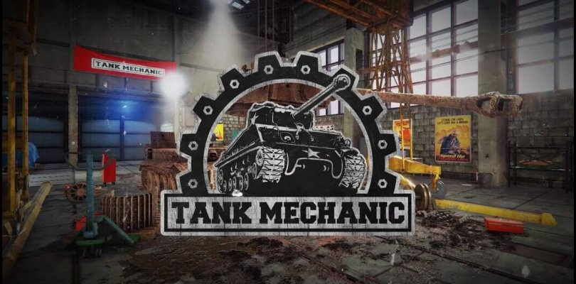 Tank Mechanic Simulator - Download Game + Crack