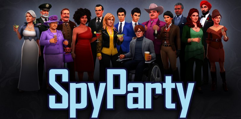 SpyParty - Download Game + Crack